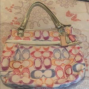 New without tags authentic Coach purse
